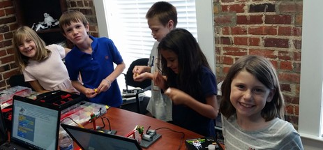 Waxhaw Kid Coders Early Preparation For A Fast Changing World Game Programming Computer Programming Union County