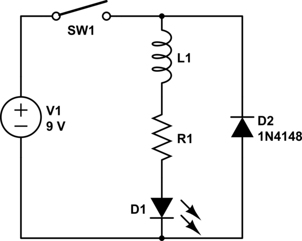 capacitor # LED is a two-lead semiconductor light source. It is ...