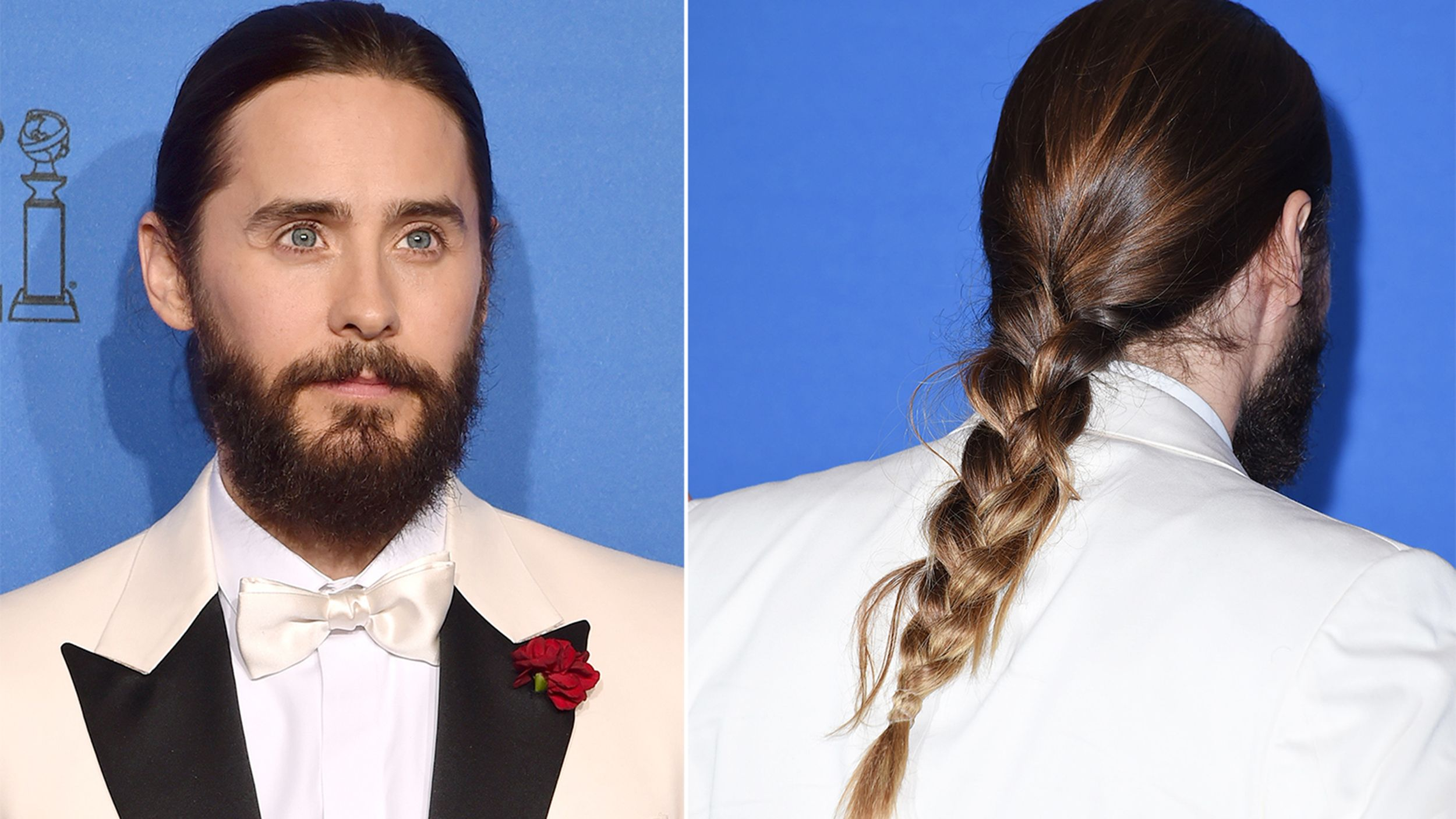 Man Buns Might Be A Thing Of The Past Now That Guys Are Rocking Man Braids
