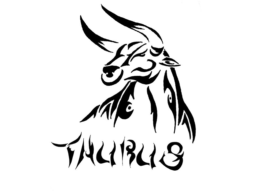 Pics photos taurus tattoos bull tattoo art - Bull Tattoo Designs Sign Zodiac Design 41312 Tattoo Design 1280x800