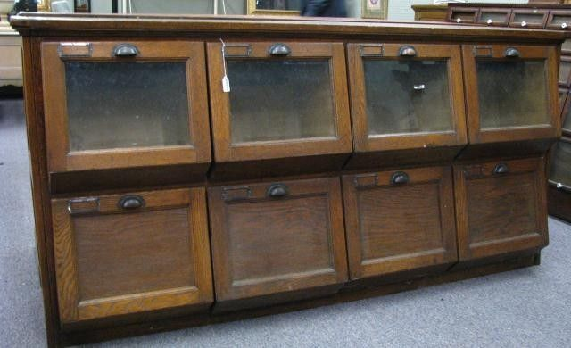 Antique General Store Produce Counter | Antiques & Vintage ...