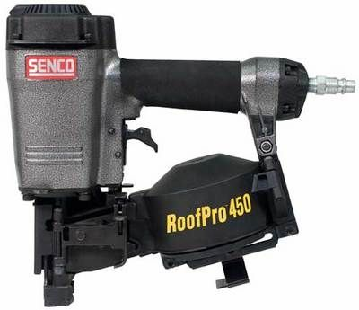 Senco Roofpro 450 Coil Roofing Nailer 3 4 To 1 3 4 3c0001n On Sale For 199 Diy Homeimprovement Diyhomeimprovement Constru Roofing Nailer Nailer Roofing