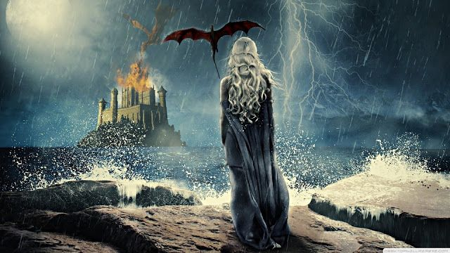 Game Of Thrones Wallpaper Collection Hd Wallpapers Inc Free Hd 1080p Desktop Wallpapers Game Of Thrones Artwork Daenerys Targaryen Painting Art