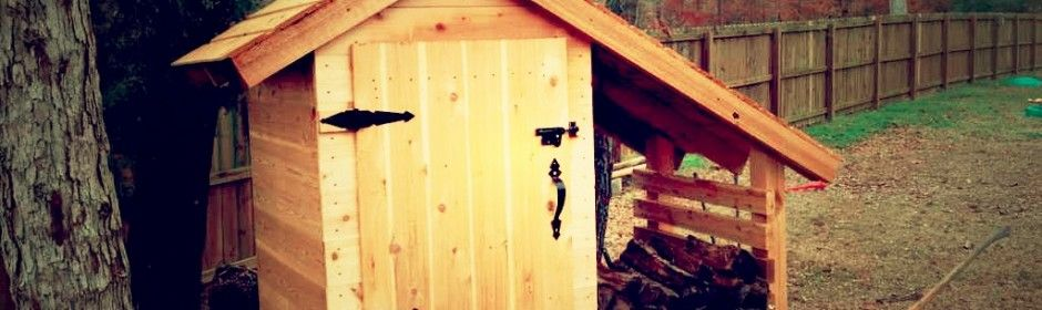 How to build your own smokehouse posted on november 2nd