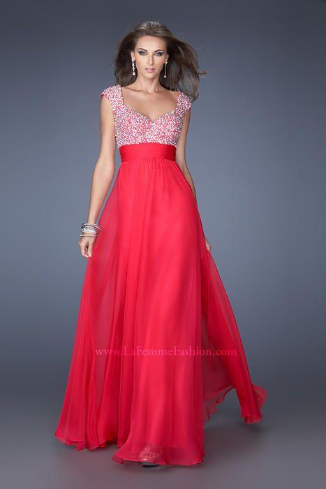 LaFemme Prom Dresses La Femme 20003 La Femme Prom Hot Prom Dresses ...