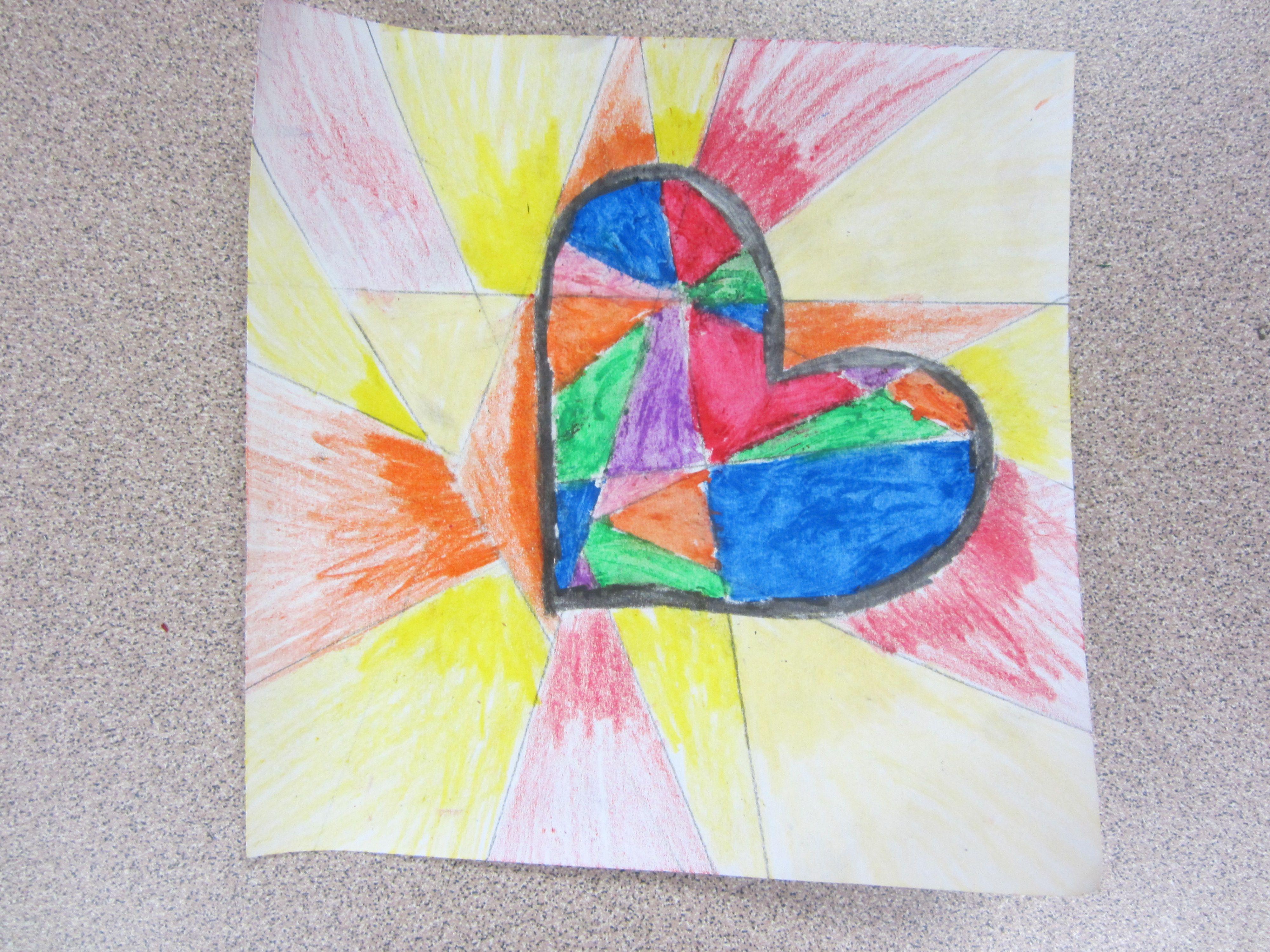 Cubist Heart