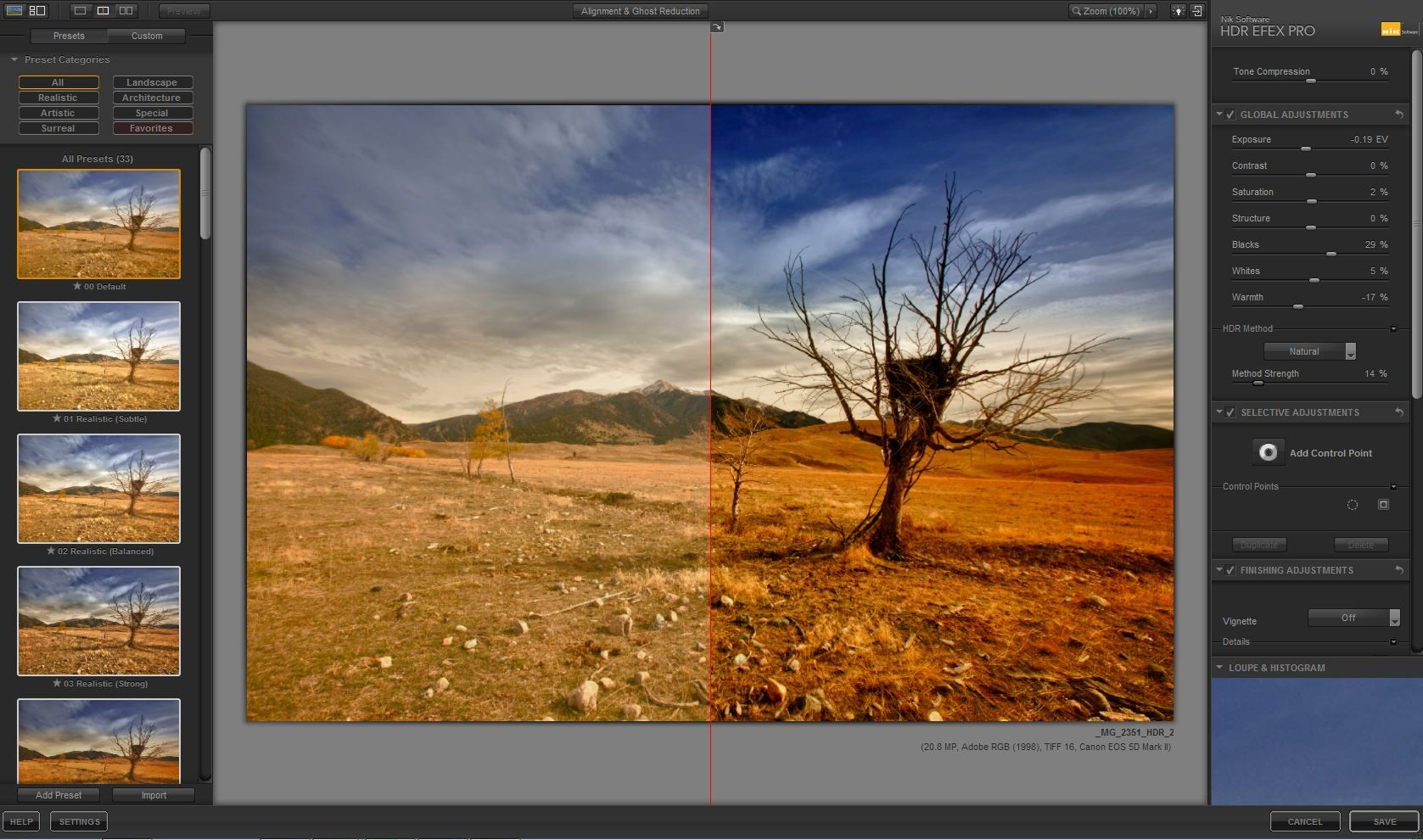 Compare Deals on HDR Efex Pro