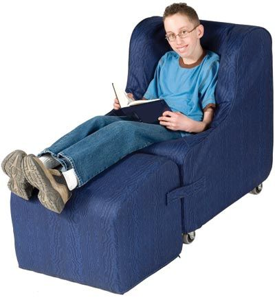 Chill Out Chair Ergonomic Definition Perfect For Kiddos With C Palsy And Autism