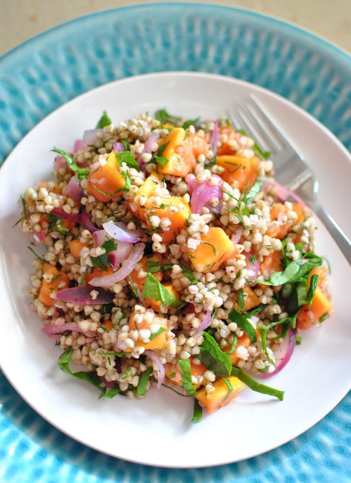 Scandi Foodie: Rich Mineral Salad a.k.a. Super Healthy Salad