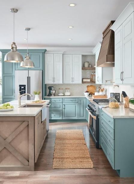 25 Awesome Farmhouse Kitchen Design
