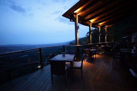 Jarabacoa - Restaurant Aroma de la Montaña