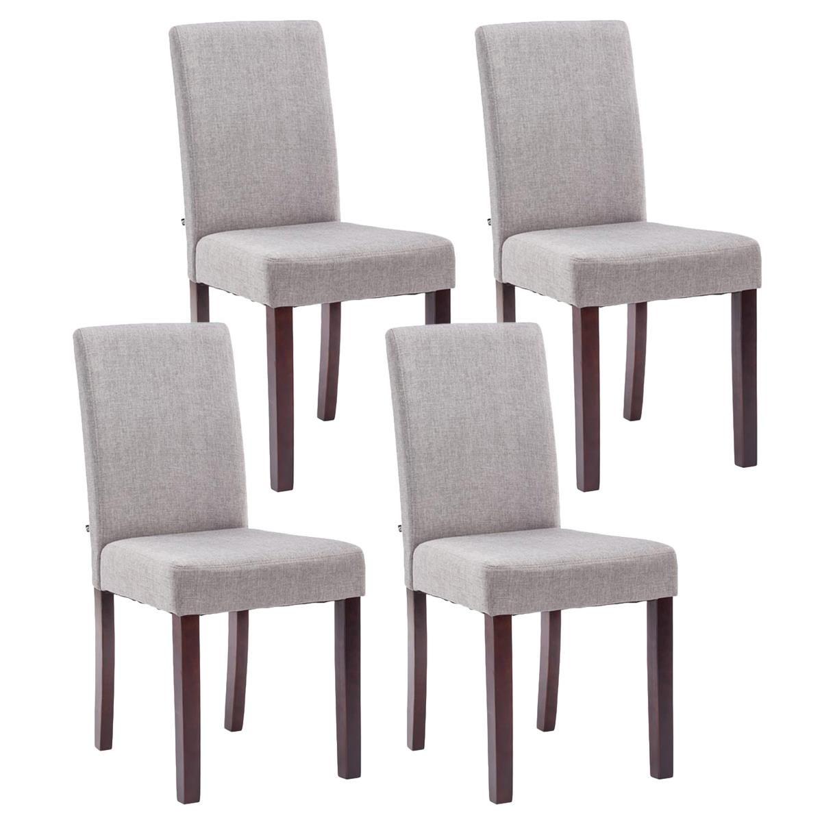 sillas modernas comedor color beis y gris