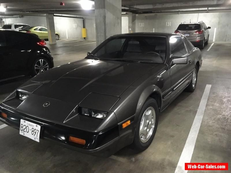 1985 Nissan 300ZX #nissan #300zx #forsale #canada | Cars for Sale ...