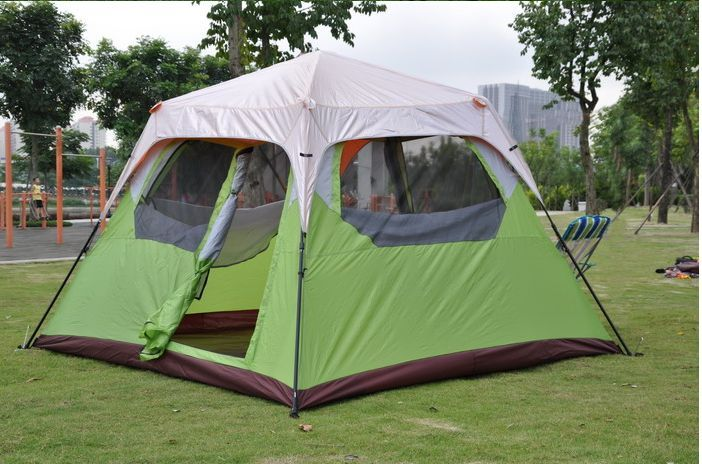 & Coleman Double Layer Tent | Canopy tent Tents and Canopy