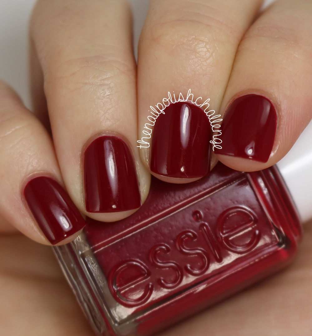 Fall Red Nail Polish | Best Nail Designs 2018