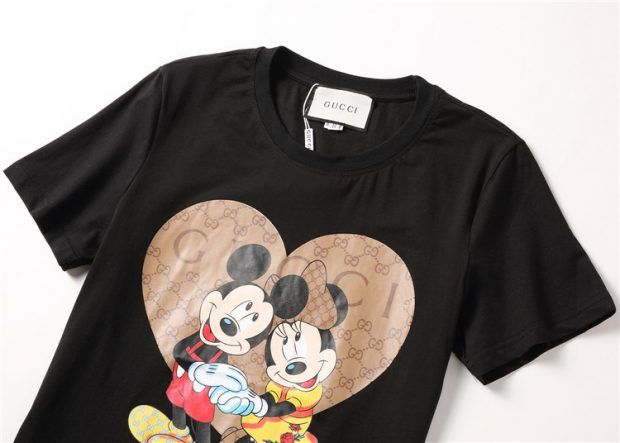 f46d1cc7 gucci mickey mouse t shirt shorts survetement love | Fashion | T ...