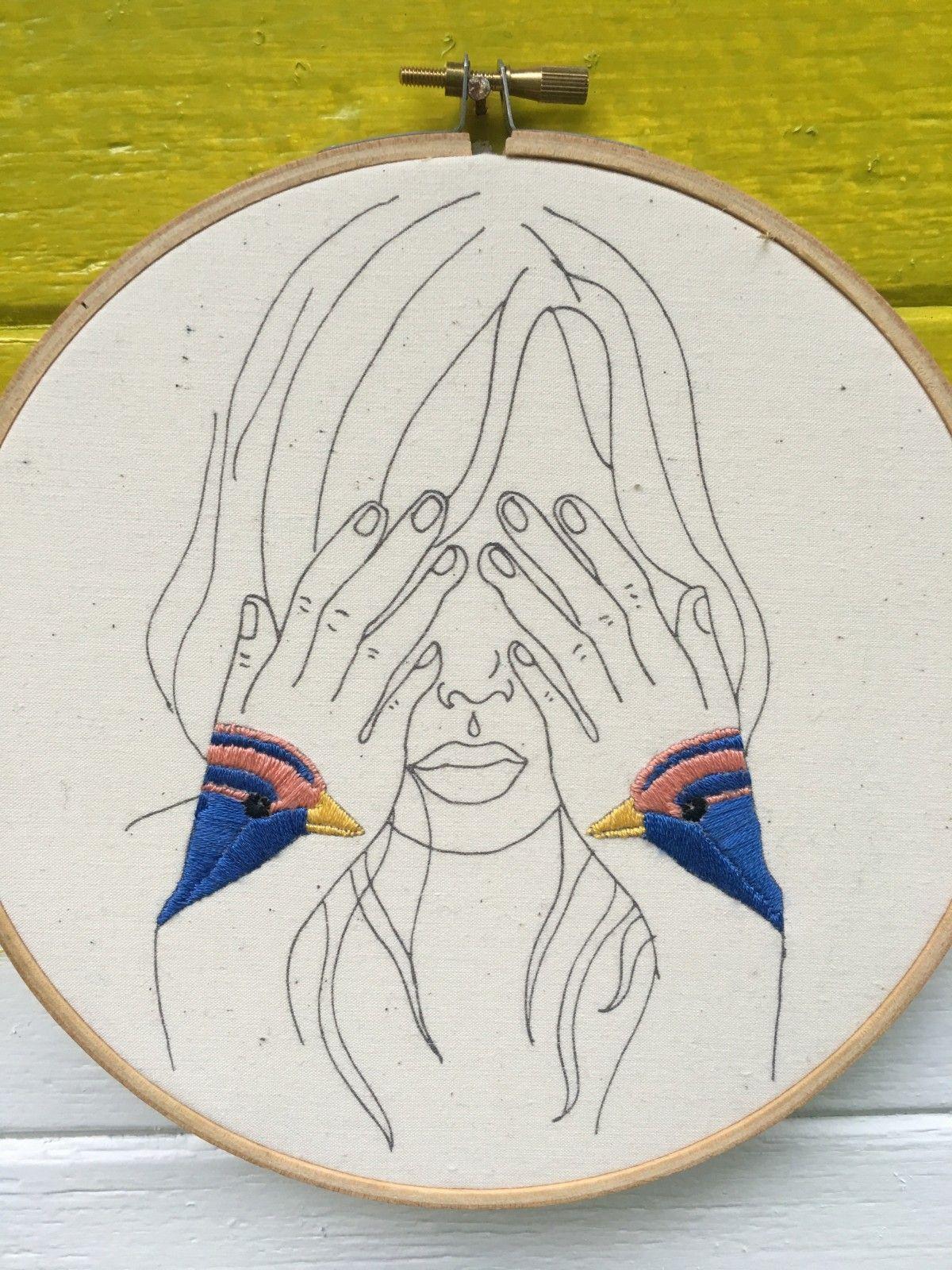Odd Ana Stitch Portland Or Art Tex Till Pinterest