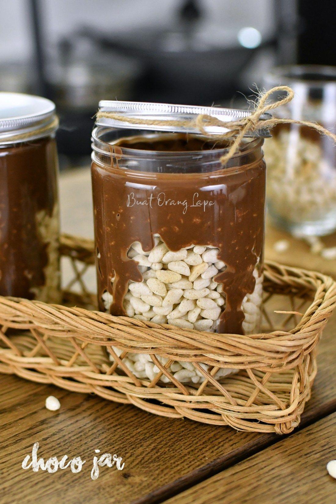Hari Ni Saya Ingin Kongsikan Cara Untuk Membuat Choco Jar Yang Viral Sejak Kebelakangan Ni Sebenarnya Resepi Ni Memang Senang Sangat Choco Jar Jar Choco