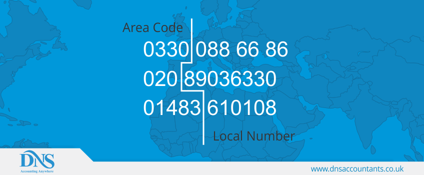 In The Uk A Standard Landline Telephone Number Is The Sequence Of
