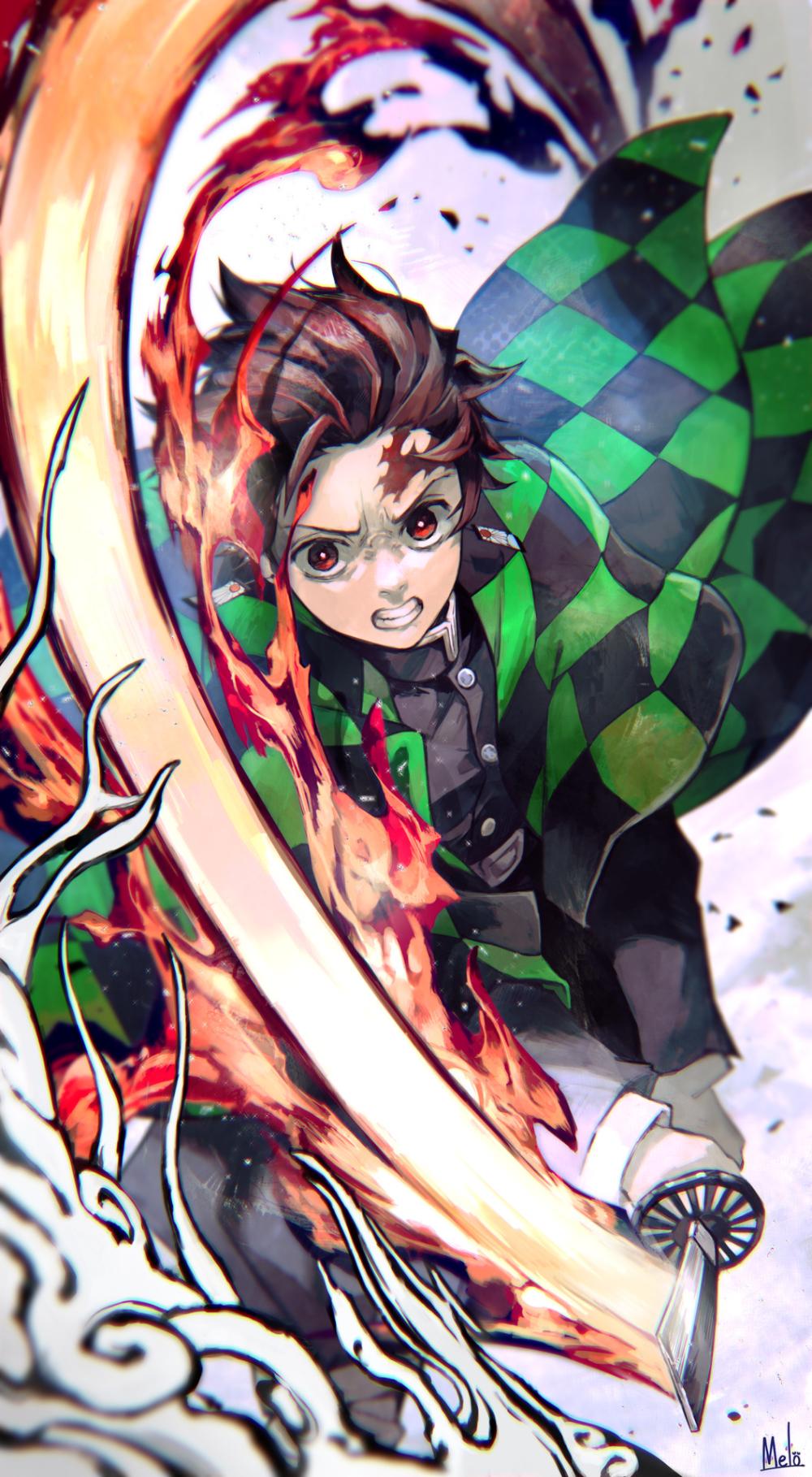 Dance of the Fire God Anime, Arte mangá e Otaku anime