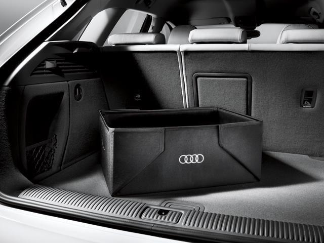 2016 Audi A6 Audi Cargo Box 8u0061109 Genuine Audi Accessory Audi Accessories Audi Audi Q7 Interior