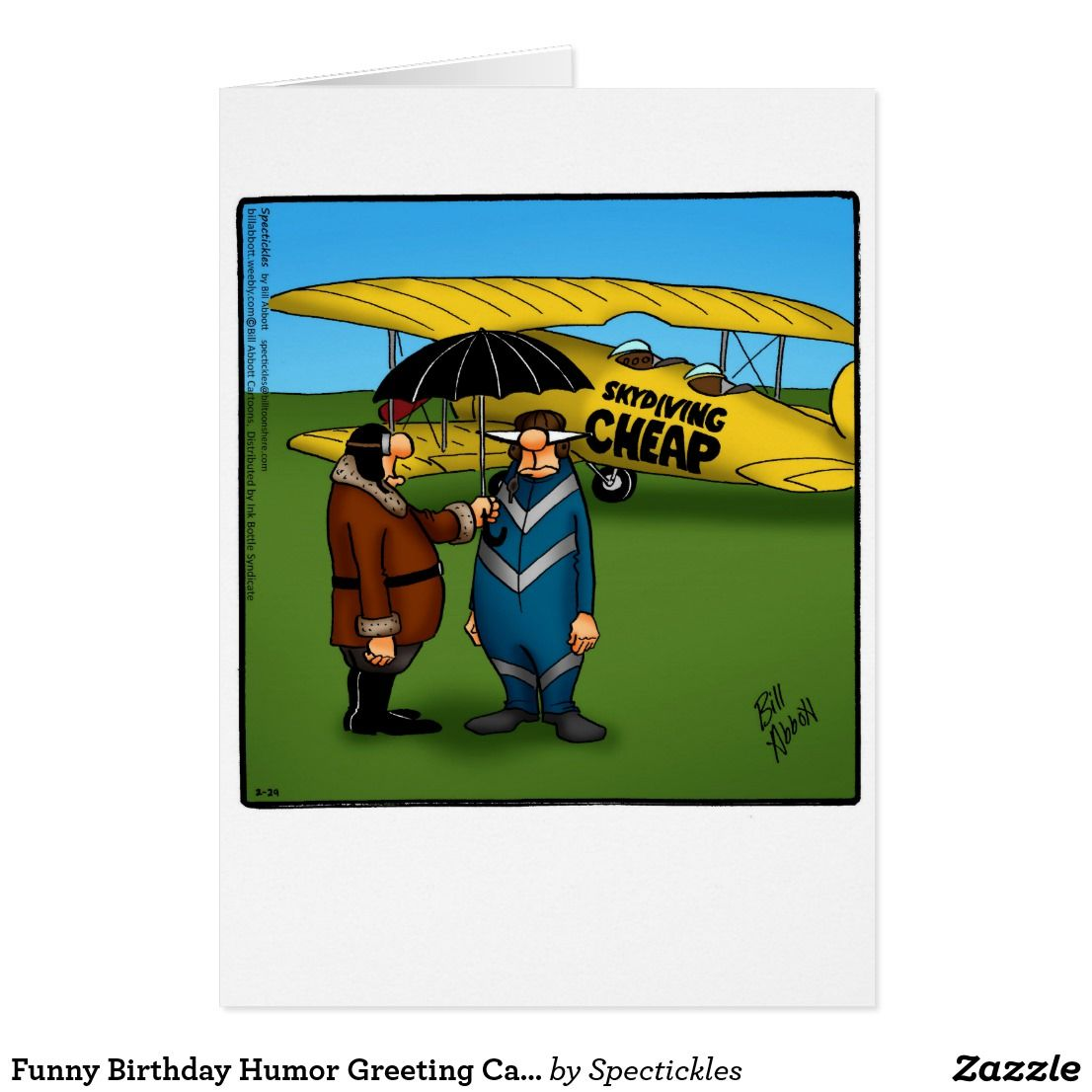 Funny Birthday Humor Greeting Card Funny Greeting Cards