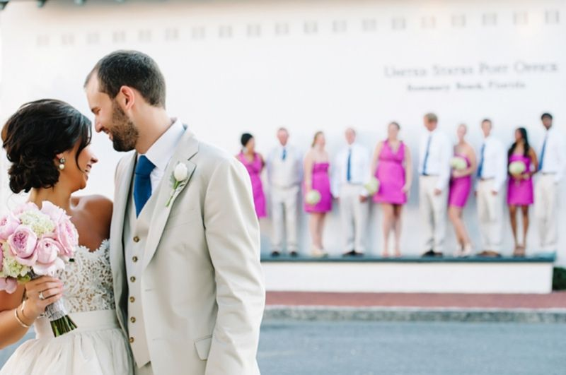 Colorful Wedding | The Every Last Detail | photography by Dear Wesleyann