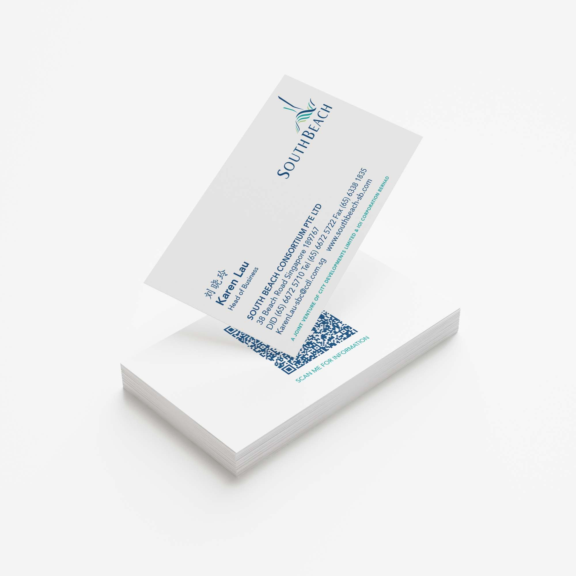 Corporate name cards that will impress your clients and