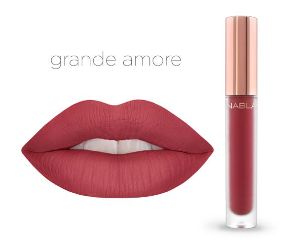 Grande Amore Dreamy Nabla Liquid Lipstick Makeup Liquid Lipstick