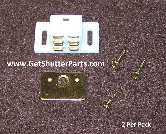 Extra Strength Magnet Brass Plate