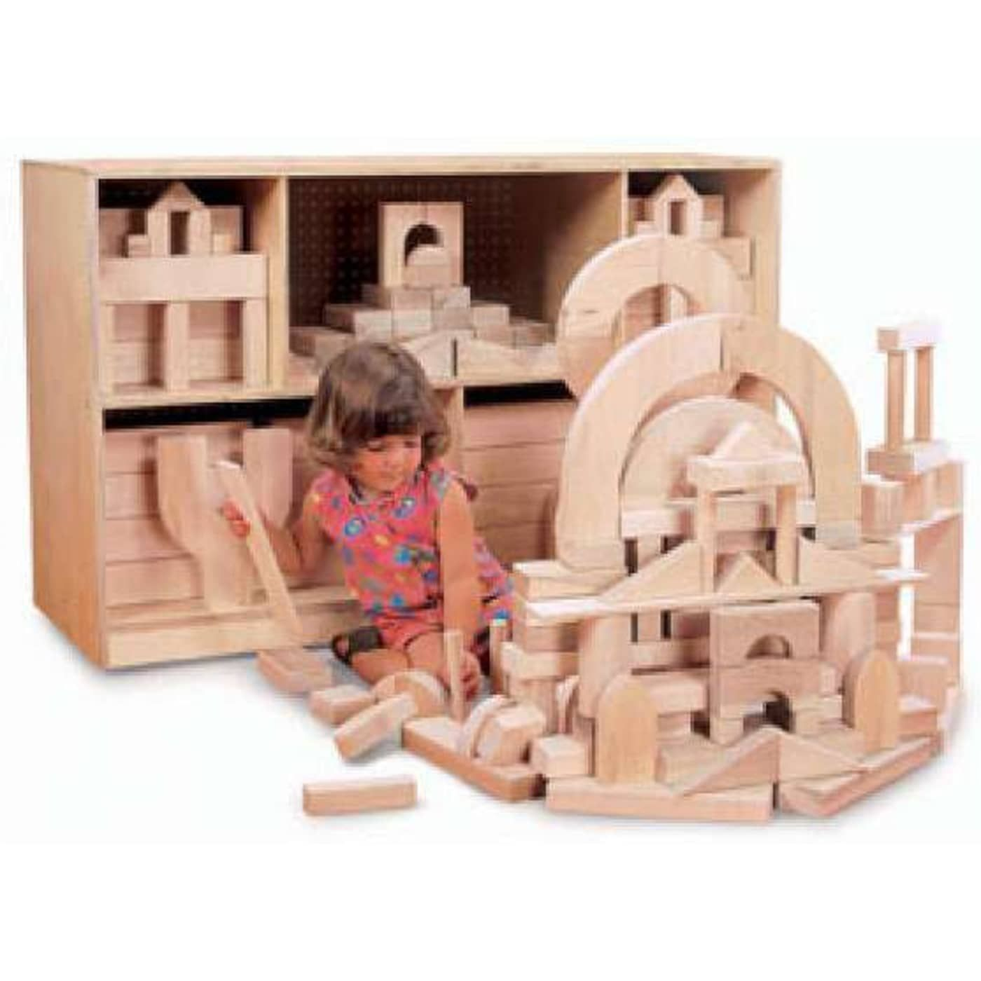 Whitney Brothers Wb0368 Hot Sellers Wooden Blocks Toys Wood Toys