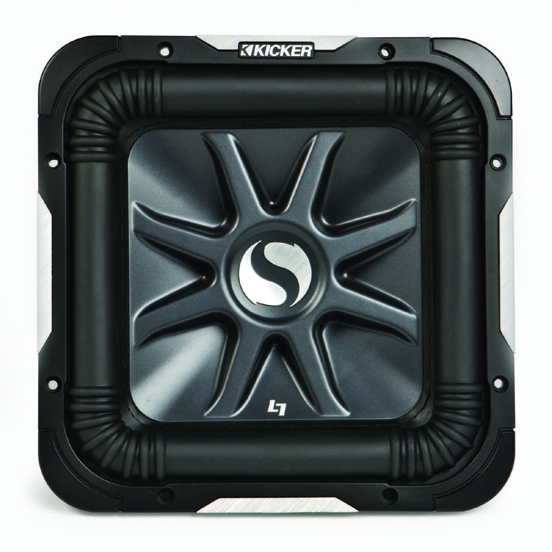 l7 kicker 15 audio > subwoofers > 15 > kicker s15l7 15 inch kicker subwoofers are known for their legendary bass our subwoofers combine advanced components and superior technology to give you maximum performance