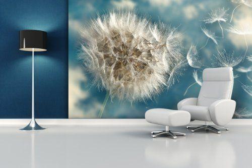 Fototapete Dandelion Seed - weitere Größen und Materialien wählbar