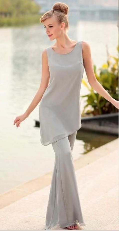 Summer Beach Mother of the Bride Dresses
