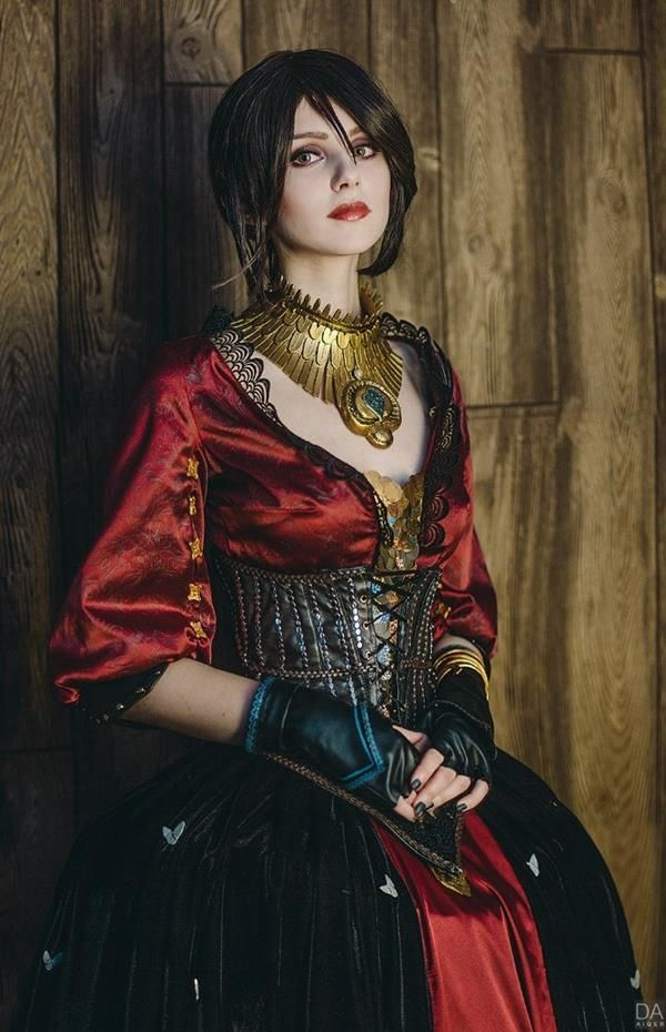 """A Stunning Morrigan From """"Dragon Age: Inquisition ..."""