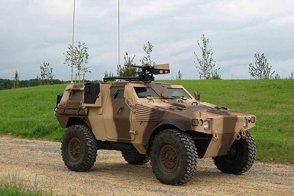 Panhard Vbl Light Armoured Vehicle France For More