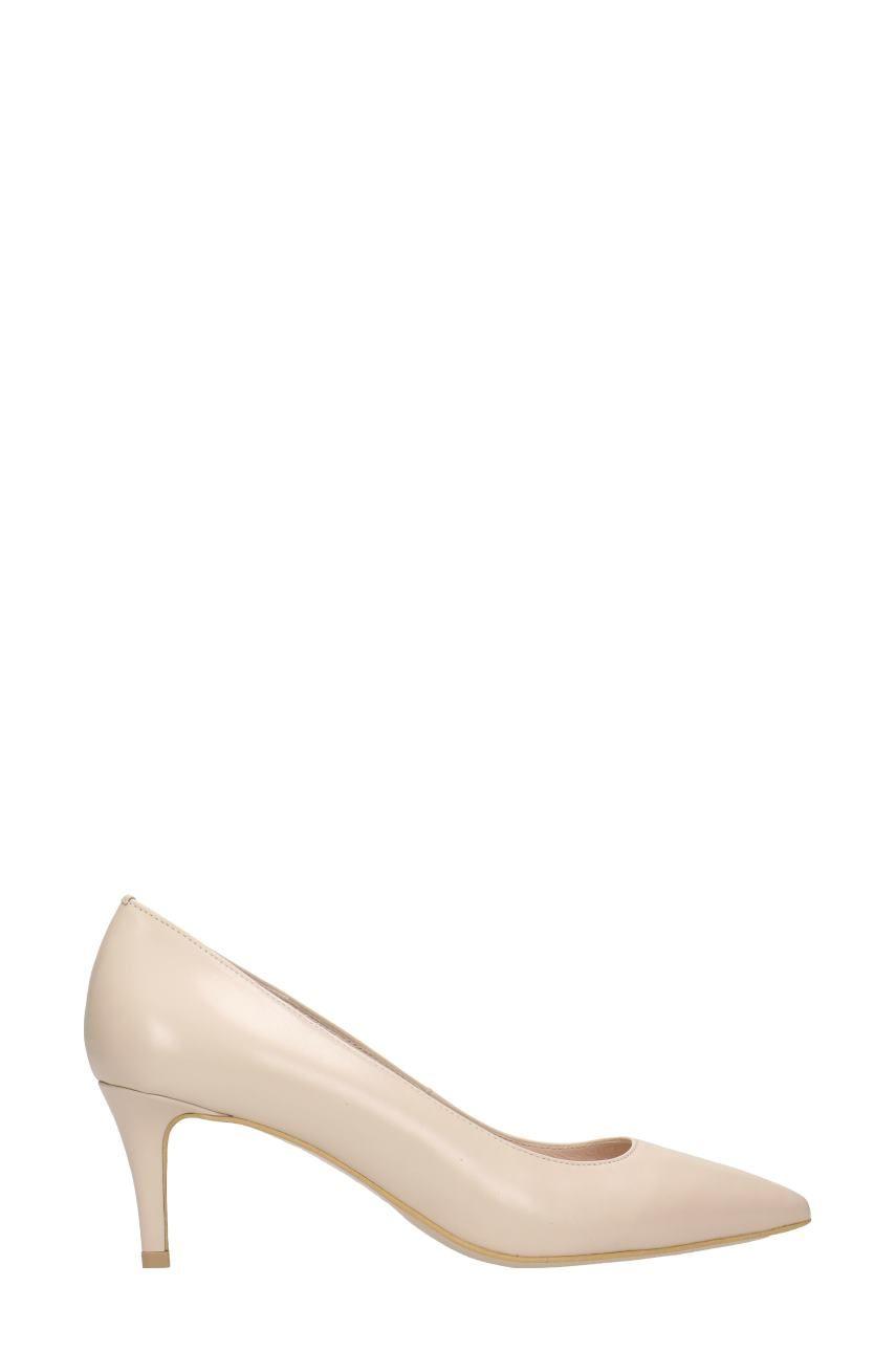 Czolenka Rumi Dch675 Ag8 0149 3100 0 Bezowy Heels Kitten Heels Shoes