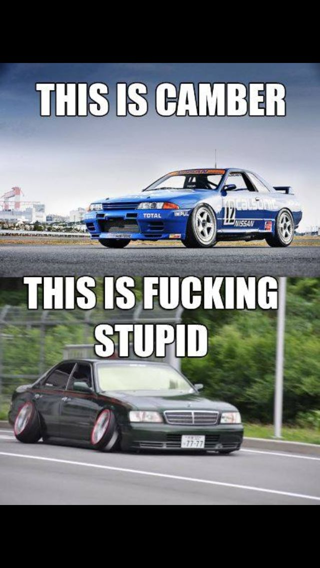e1ab0bee6 Camber!!! Truck Memes, Truck Quotes, Car Quotes, Car Memes,