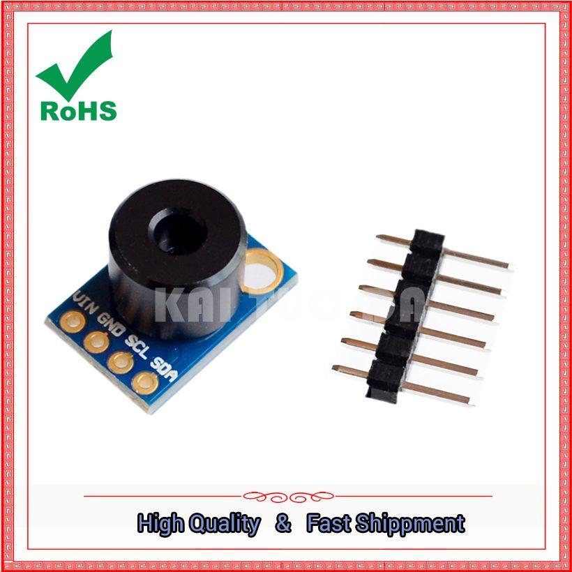 GY-906-BCC MLX90614ESF-BCC IR temperature measurement module temperature gradient compensation module board