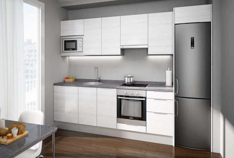 ideas de cocinas integrales modernas Cocinas Pinterest Cocinas - Cocinas Integrales Blancas