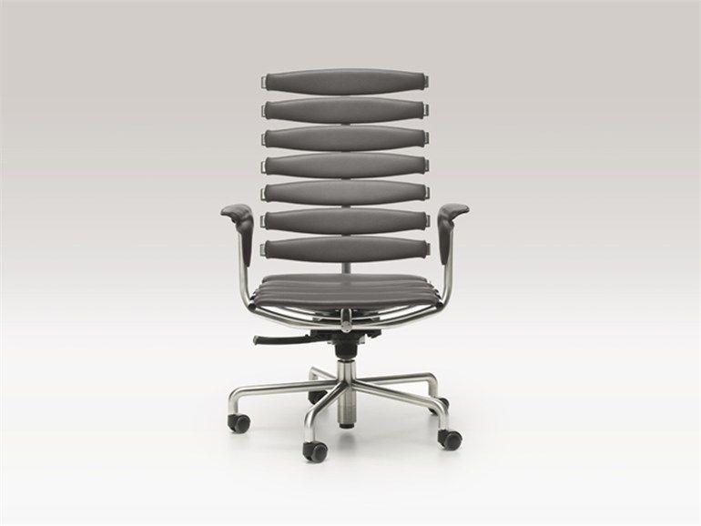 Sedie Reclinabili ~ Sedia reclinabile in acciaio skeleton by de sede chairs