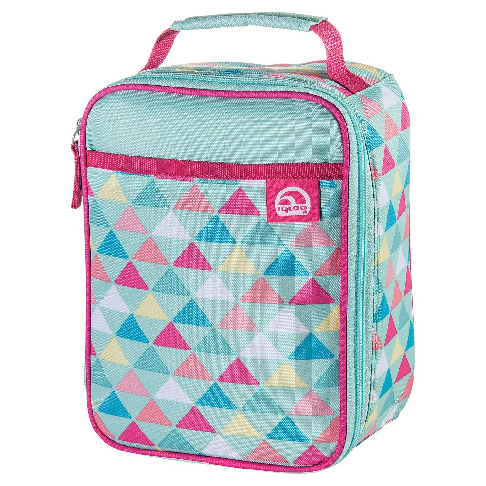 Igloo Lunch Bag Mint Blue Green Mint Blue Insulated Lunch