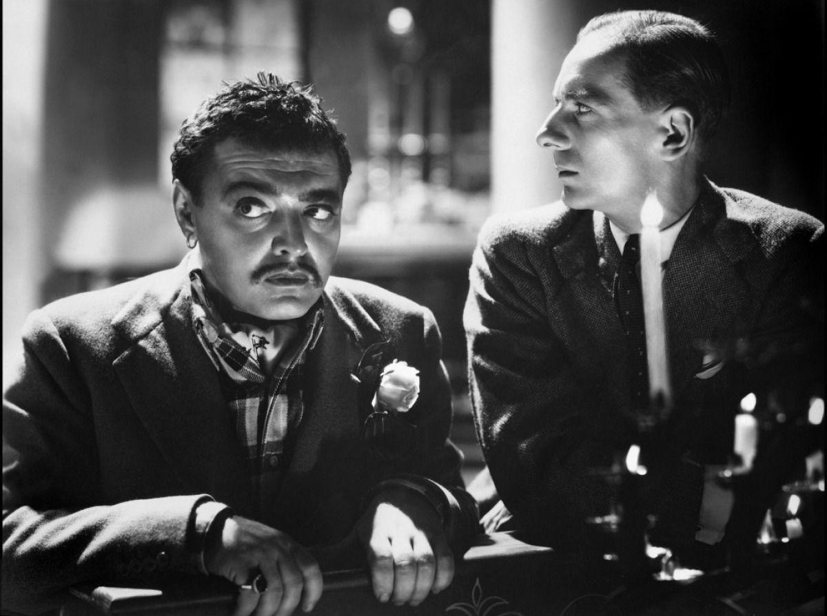 Secret Agent (1936 film) | Peter lorre, Film, Johnny