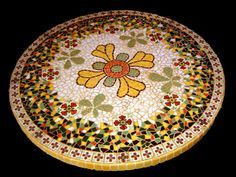 Mosaic Tables.