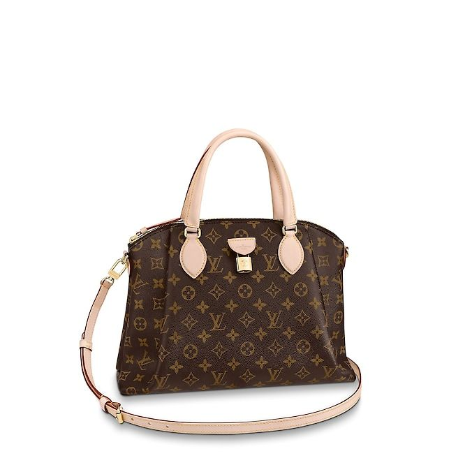 ad46fefc98d Rivoli MM Monogram - Handbags