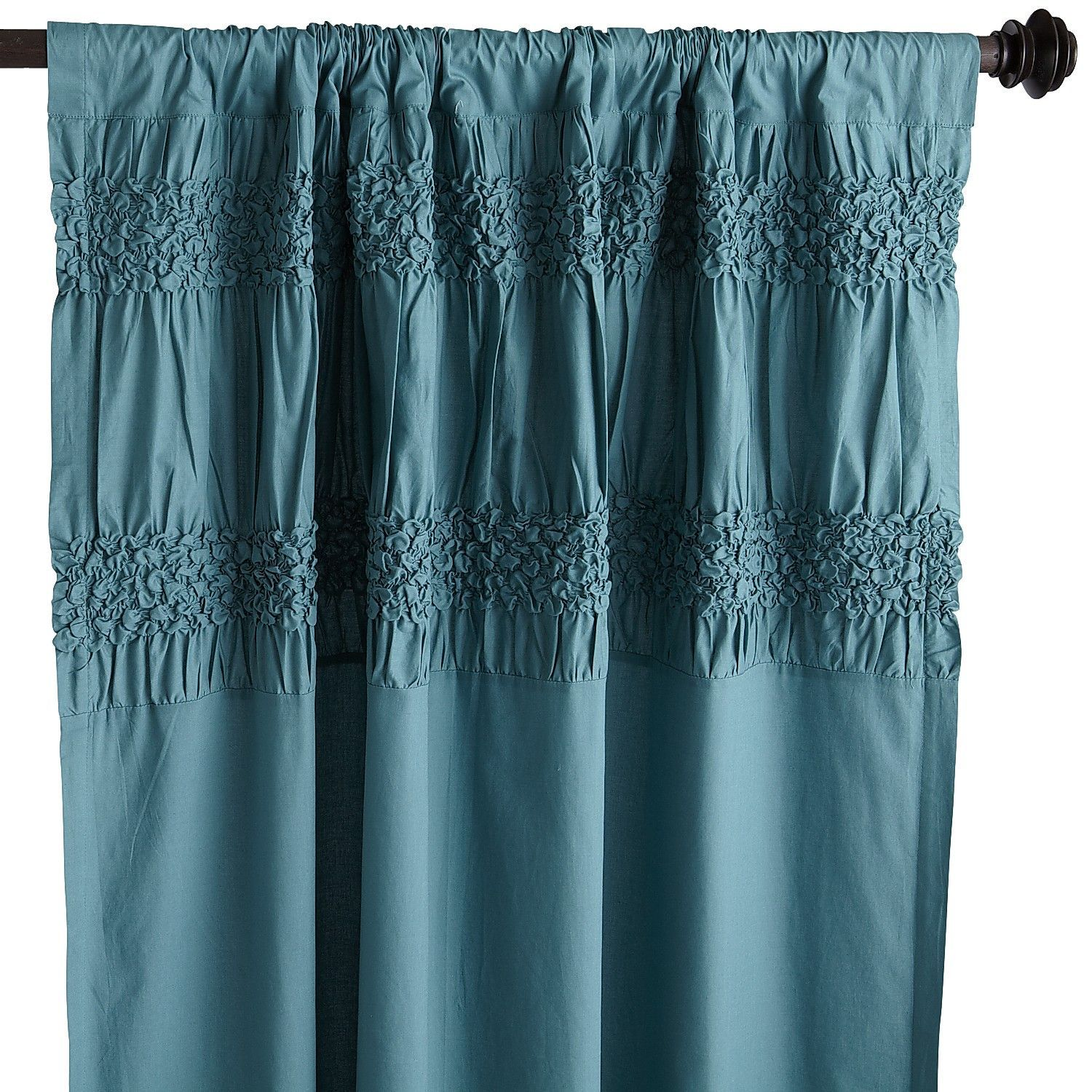 Savannah Curtain - Teal Pier 1