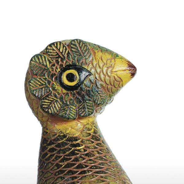 Photo of Fågel Prydnad Picasso Målningar & Skultpur Ansikte till Inredningsdetaljer