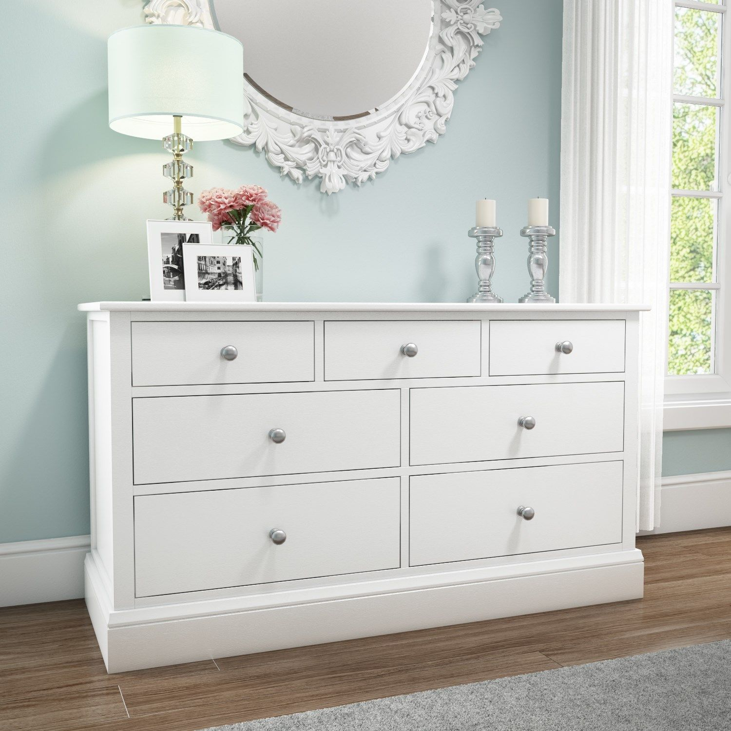 White Chest Of Drawers Home Interior Design Ideas White Chest Of Drawers Bedroom Chest Of Drawers Wide Chest Of Drawers White wooden chest of drawers