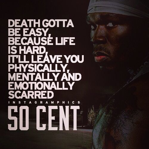 truewords 50 cent quotes, Inspirational song quotes