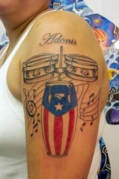puerto rico flag tattoos designs puerto rican flag tattoo pinterest tattoo designs tattoo. Black Bedroom Furniture Sets. Home Design Ideas